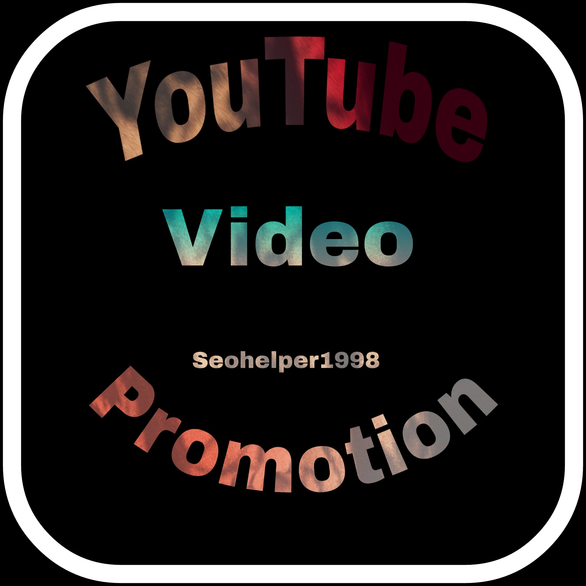 YouTube Package promotion and social media marketing