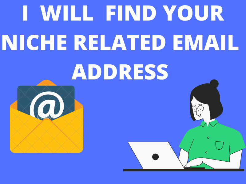 I will create any niche targeted 1k email list clean and verified in 12 hours