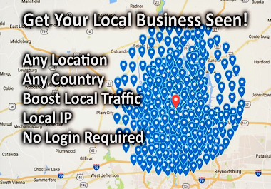 Build 50 local citations to top local directories with any country