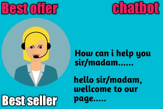 i will provide you an intelligent chatbot in cheap rate