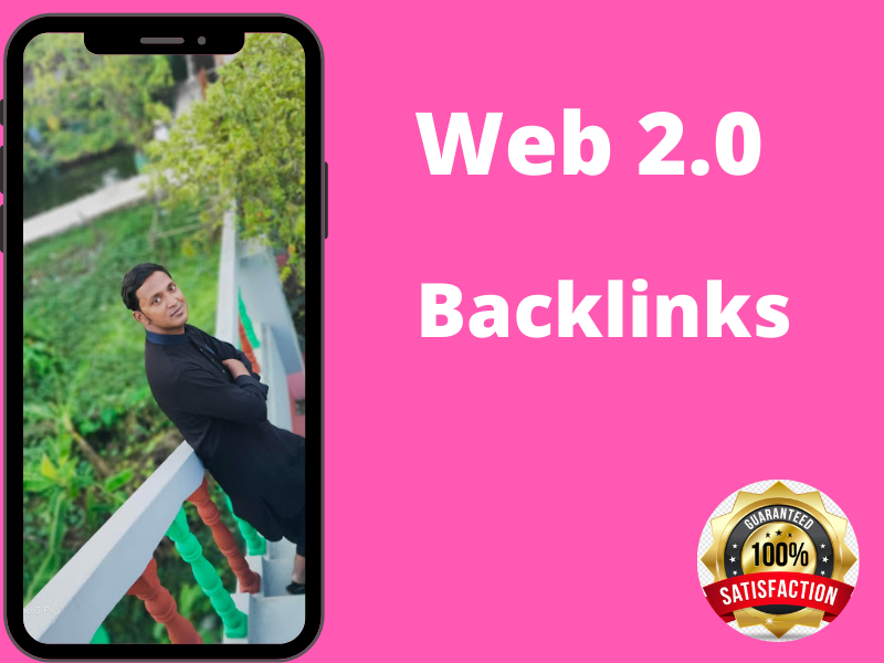 I will provide you 20 web 2.0 backlinks
