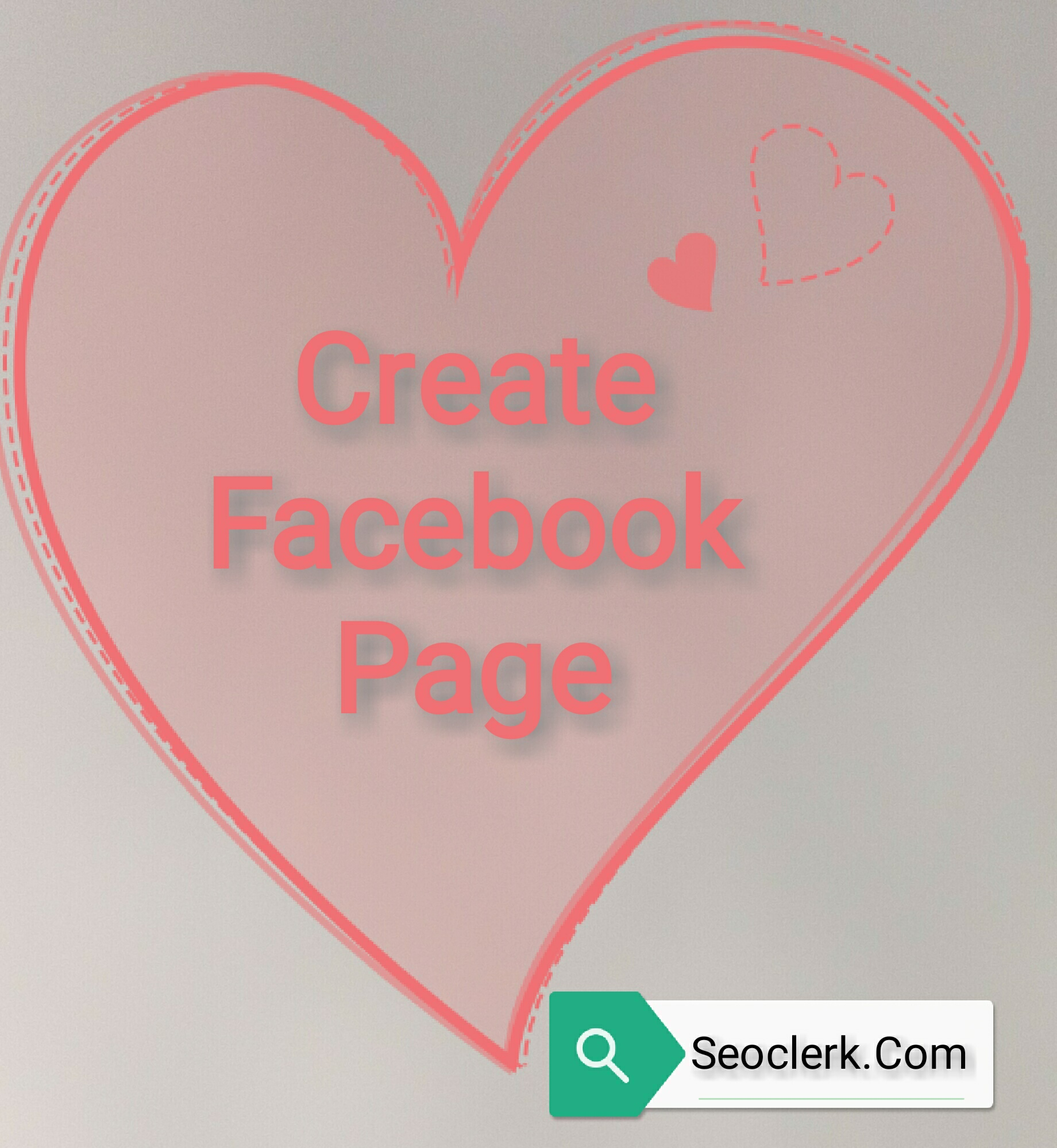 I will create new facebook page