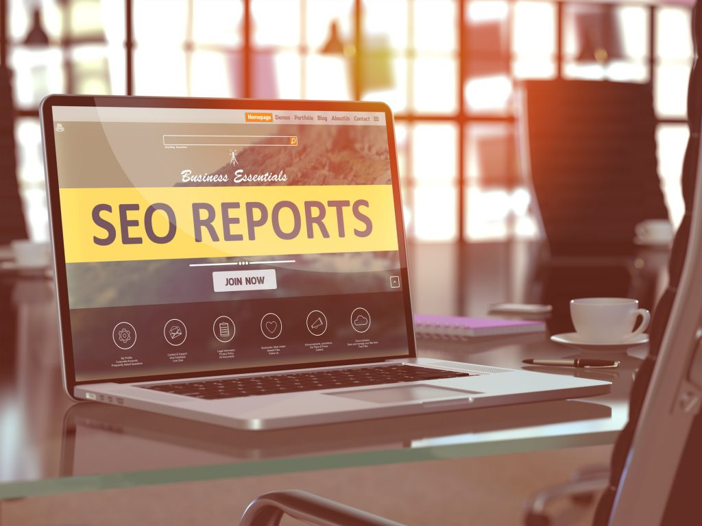 Providing SEO Reports about websites under an hour
