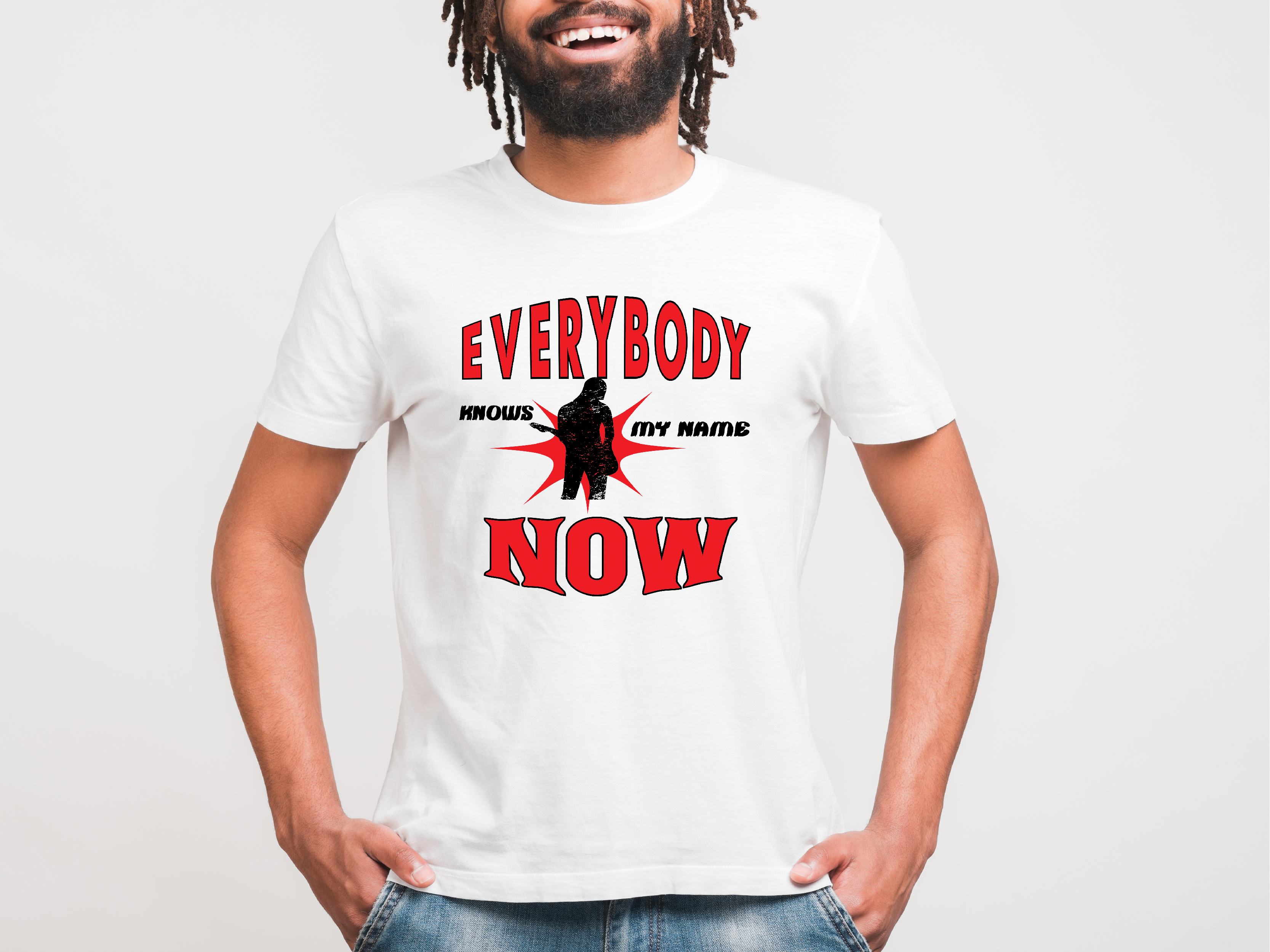 I will do looking Attractive, meaningful and modern T-shirt design