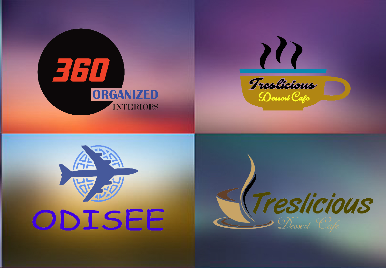 I will create Brand identity Logo design