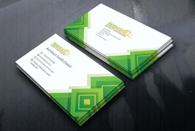I will Design Perfect,  Minimalist,  Creative and Eye catching Business Card Design for you.