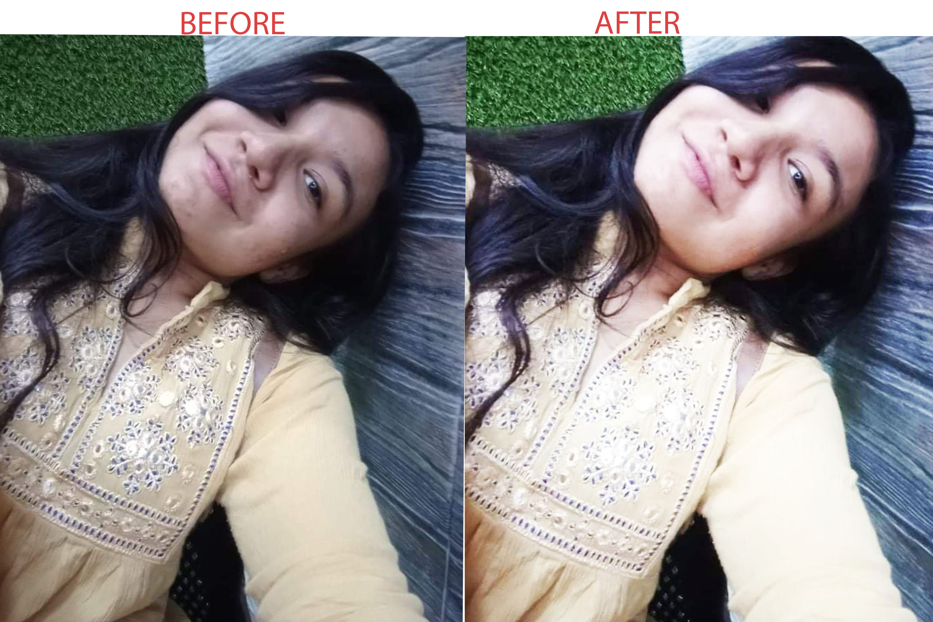 I will do photo editing,  object removal and photo retouching with adobe Photoshop