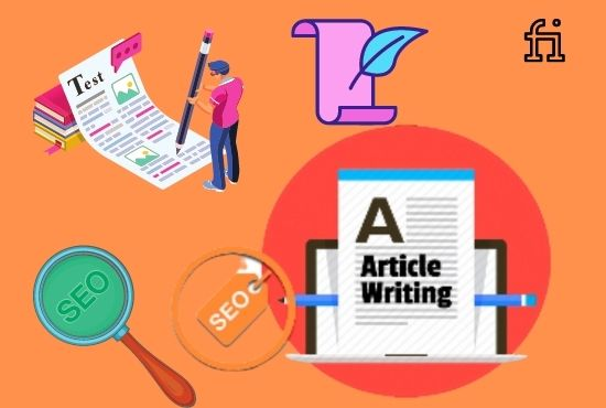 I will write advance SEO optimized article and blog post within 1 day