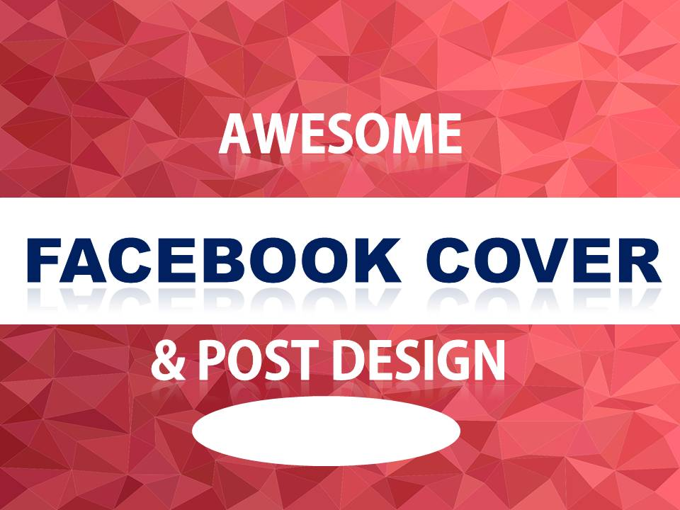 Awesome 2 facebook ads and post design