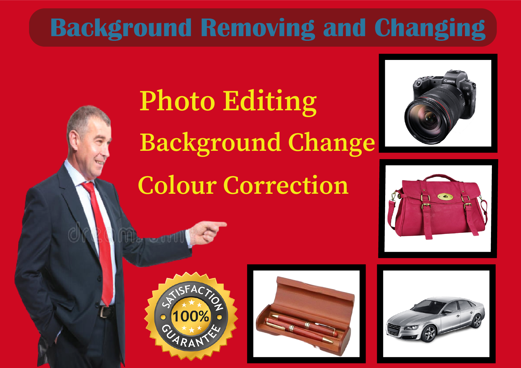 I will remove Background of 10 photo in 24 hour
