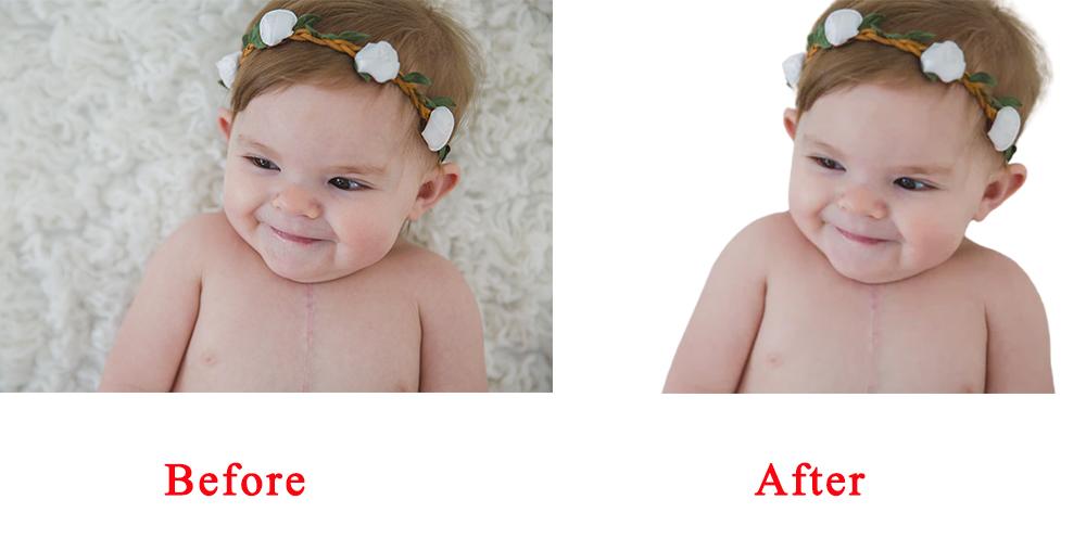 I will do Photoshop editing photo background