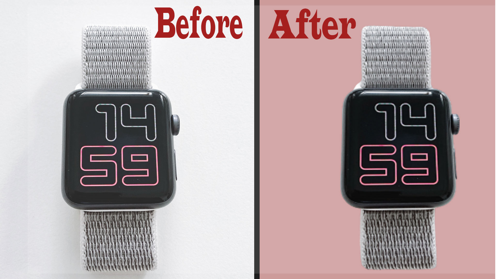 I will remove background images in photoshop cc