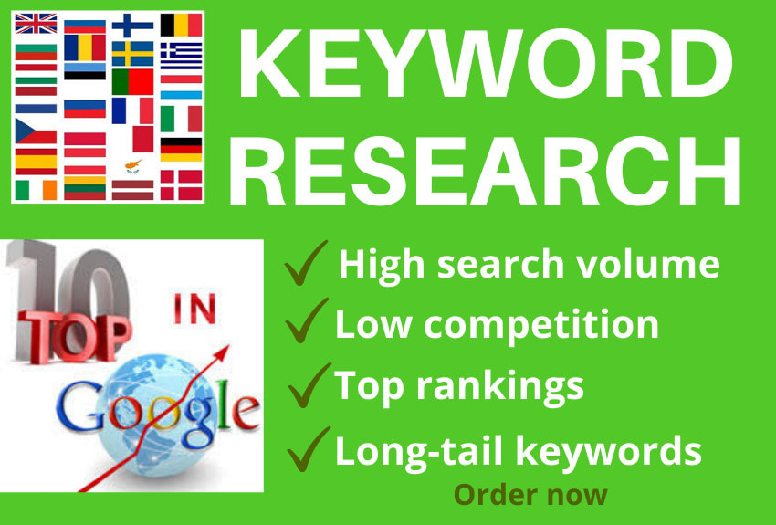 Killer Seo Keyword competitor Research for your Niche that actually ranks