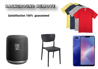 I will remove background five of your photos professionally