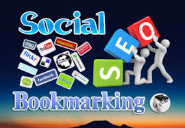 I will create 50 social bookmark backlinks manually