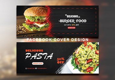 I will design professional Facebook cover or photo banner