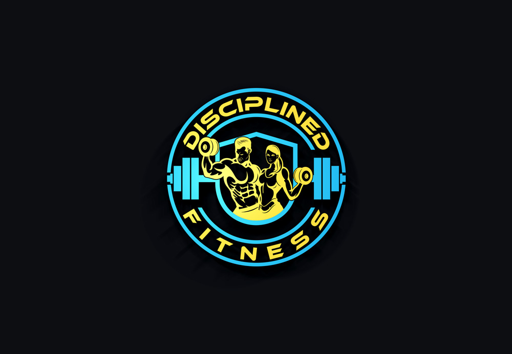 i will do create gym and fitness awesome logo