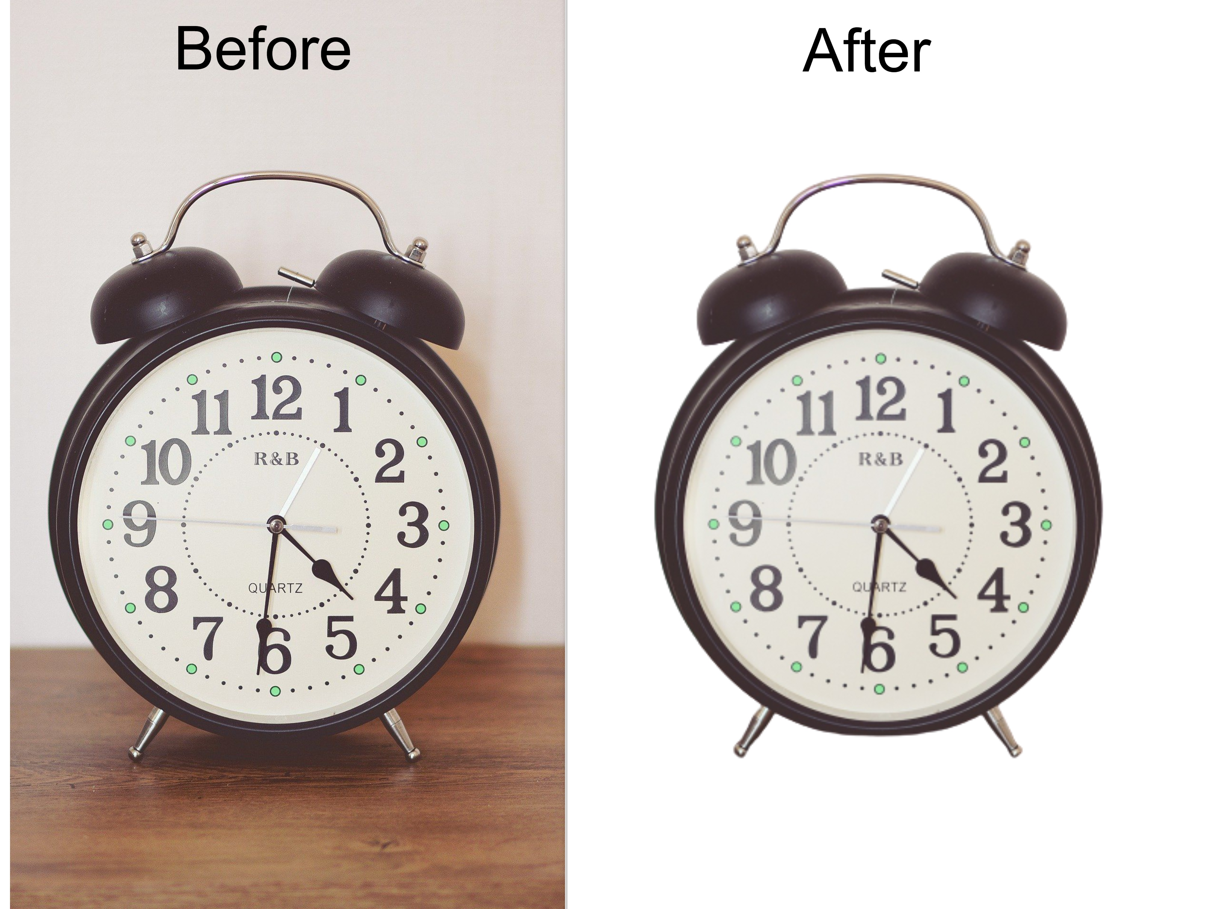 I will do 15 Photos Background Remove and clipping path in 24 hours