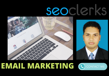 I will get email list organically for you