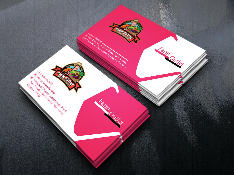I will professional or unique business card design