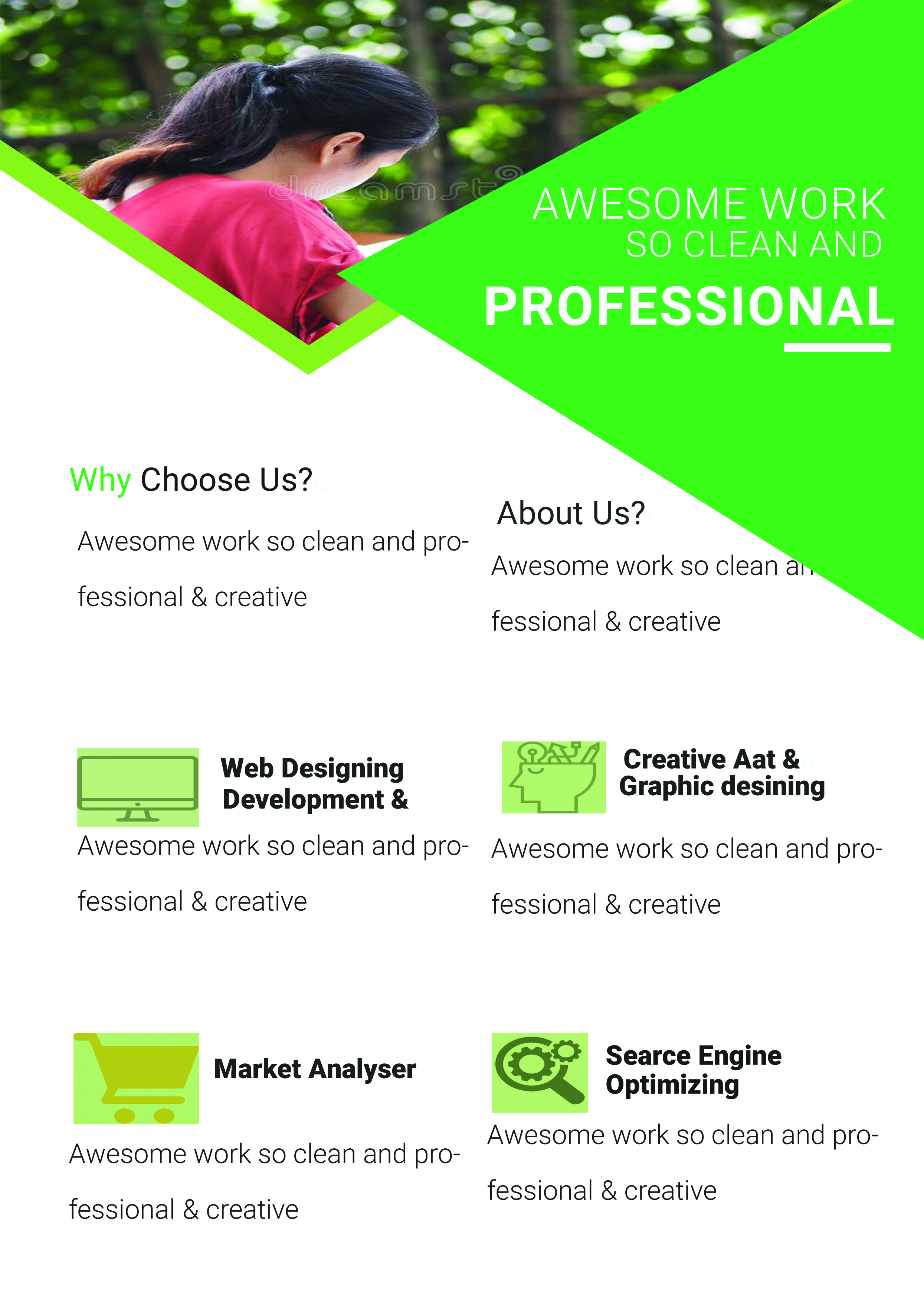 I Will Do Professional Business Flyers Design Within Two Days