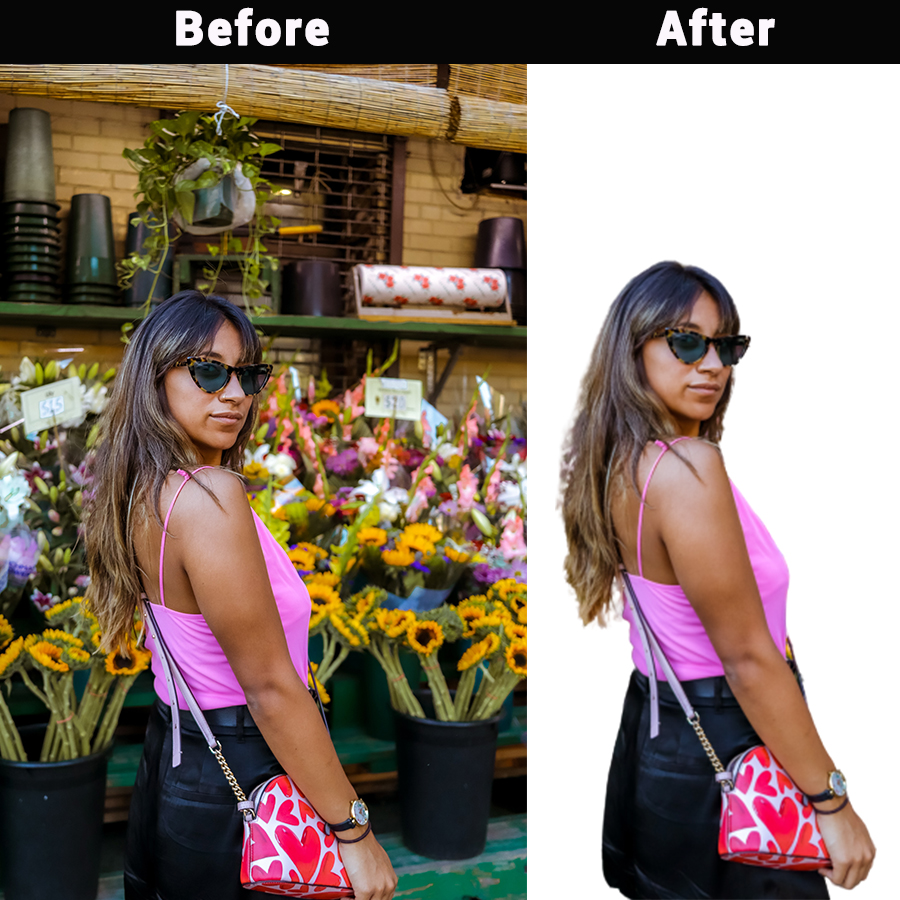 I will remove or change or blur background & photo editing on any image professionally