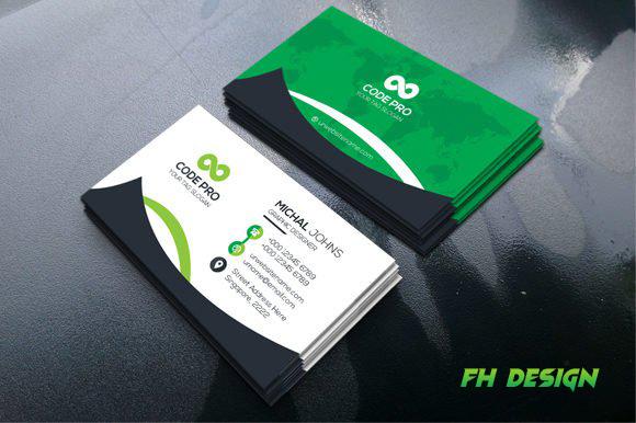 I will provide professional,creative and unique business card design