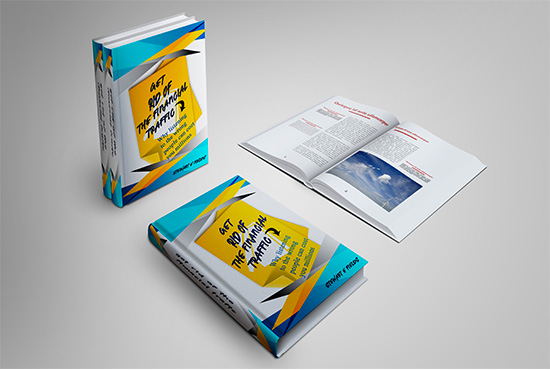 I will do all kind of book cover and album cover design