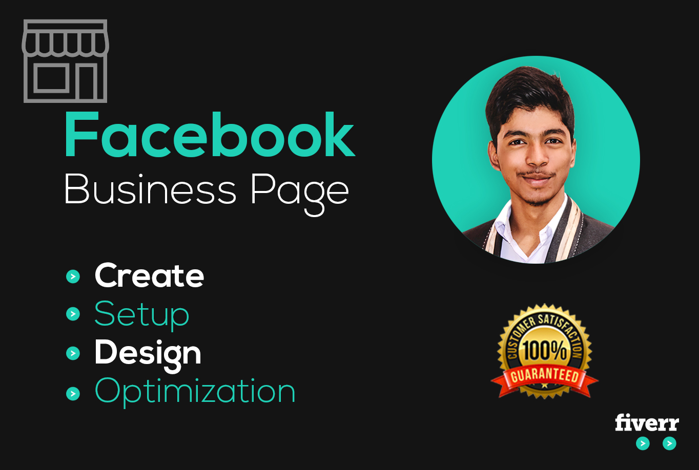 I will Create and optimize facebook page