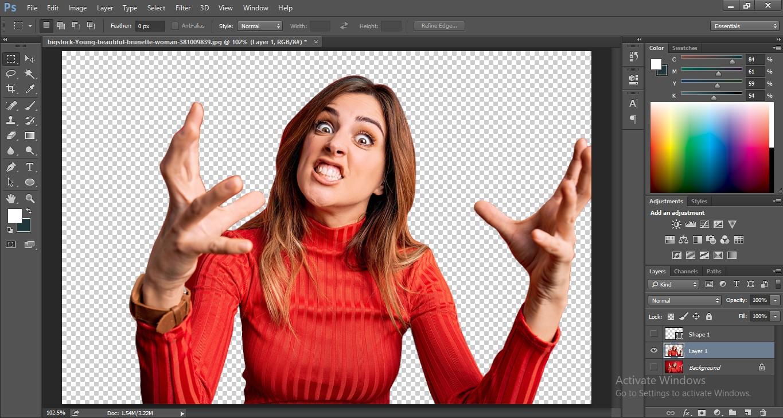 photoshop editing, remove or change background professionally any 3 image