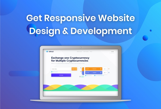 I will do website design and development in very lower price