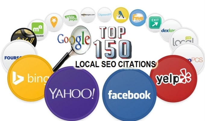I will top 35 local citations and directory submission for local seo listing