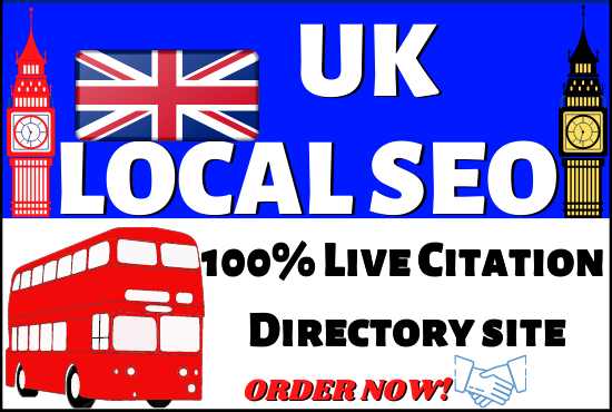 Best local SEO citations Directory 100 Sites for UK