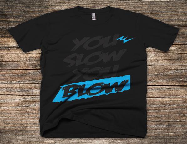 I will Make Awesome & Creative T-shirt Design