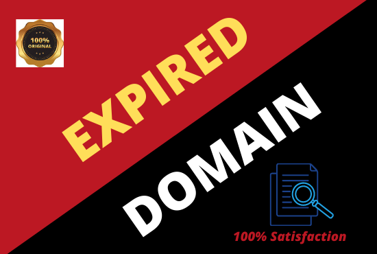 I will find your appropriate related expired domain with high da