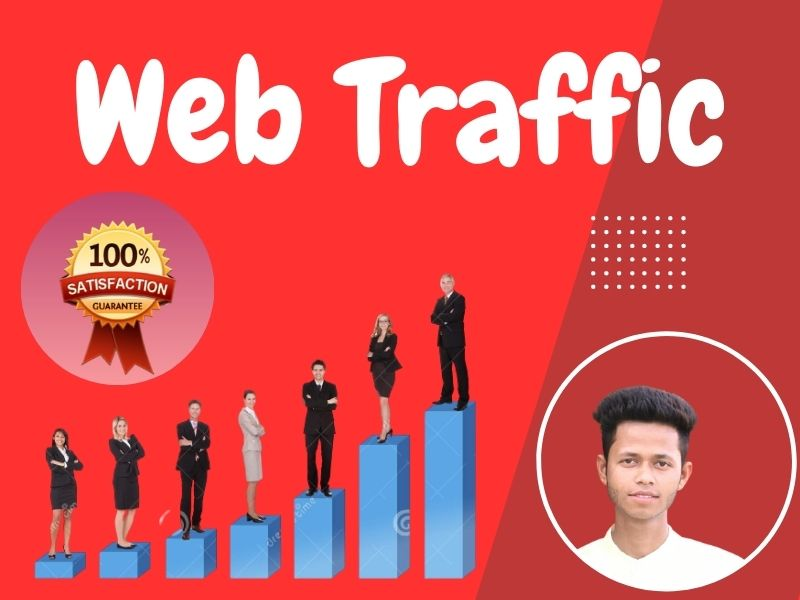I will drive best USA targeted web traffic inside the web site