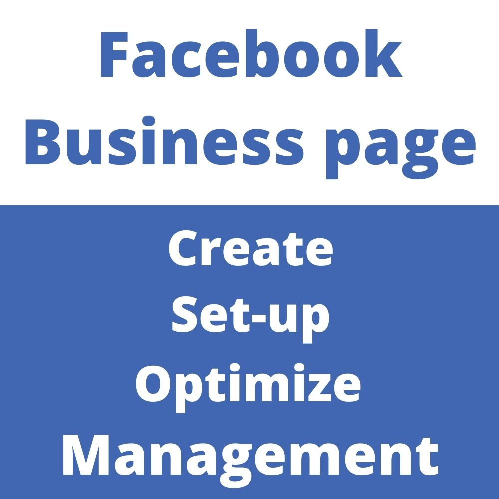 I will design a Facebook business page and SEO optimize
