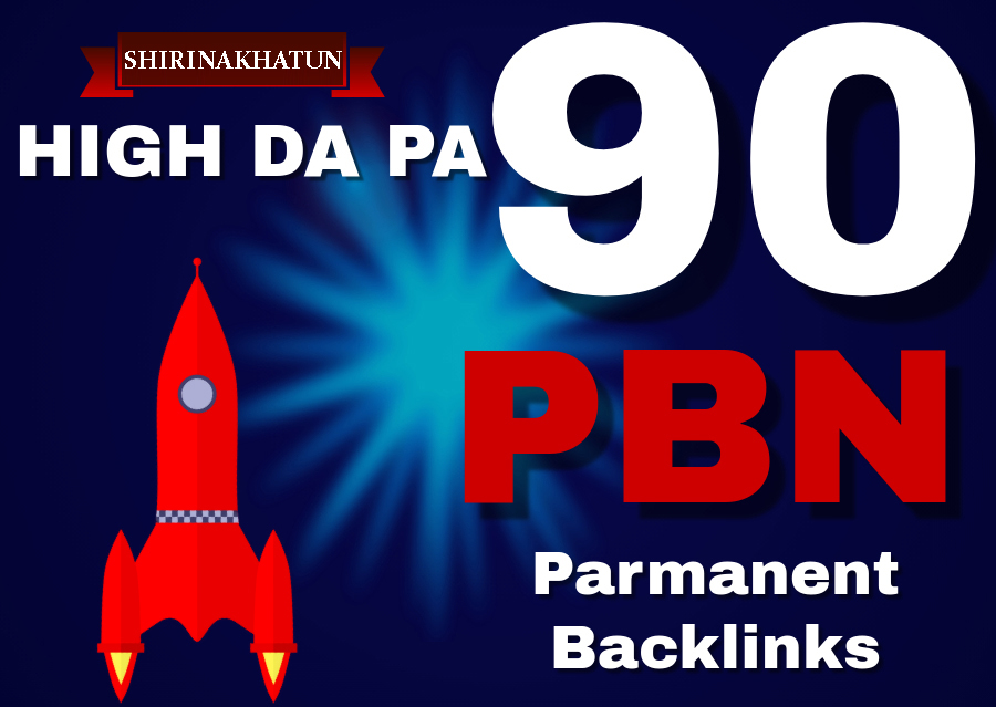 Get 90 Permanent Back-links 60 PBN, 10 Web 2.0 and 20 Tumbler