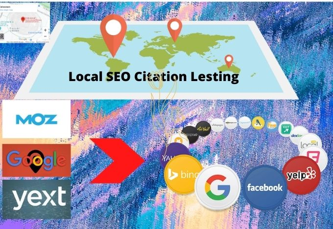 I Will do 10 local SEO citation