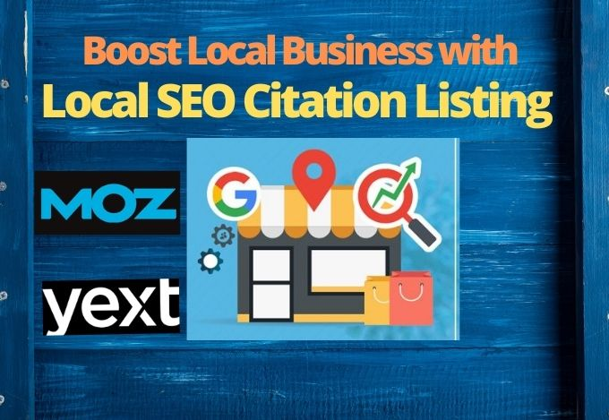 I will boost your business locally on SERPs with Local SEO Citation Link Building