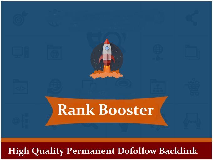 Build 10 High PA DA TF CF Dofollow Quality Backlinks