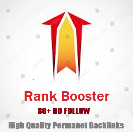 Ranking Booster SEO Service - High Quality 80+ DOFOLLOW BACKLINKS & LINDEXED Submission