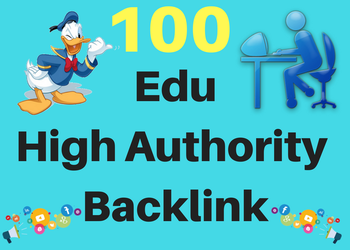 Provide 50+. EDU High DA Backlinks-Top Ranking On Google