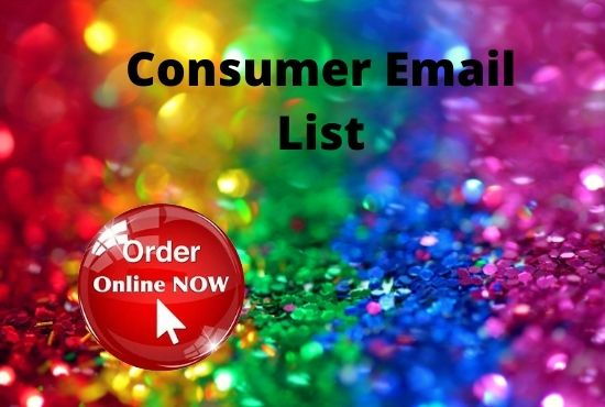 I will manage 5k consumer email list