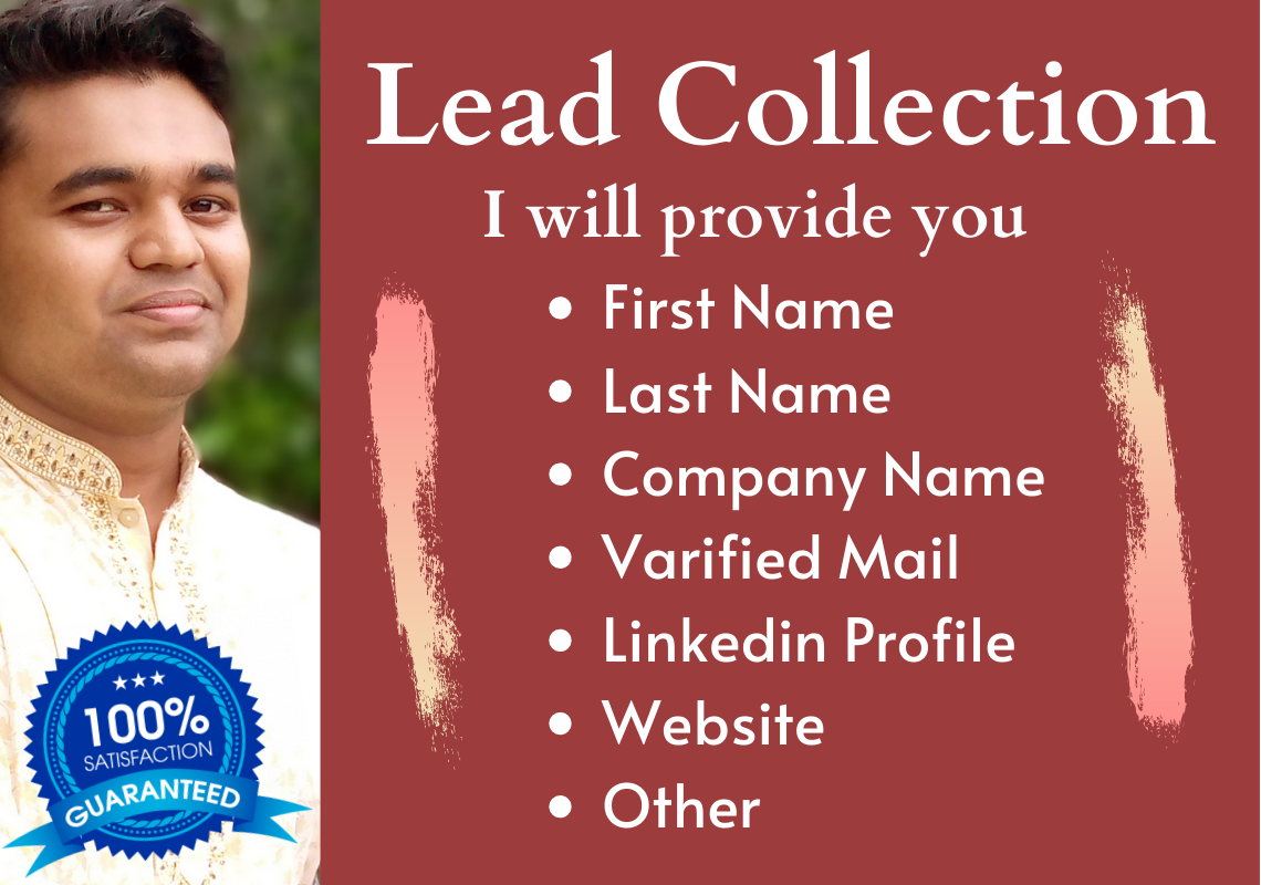 I do B2B or B2C Lead generation on the targeted location