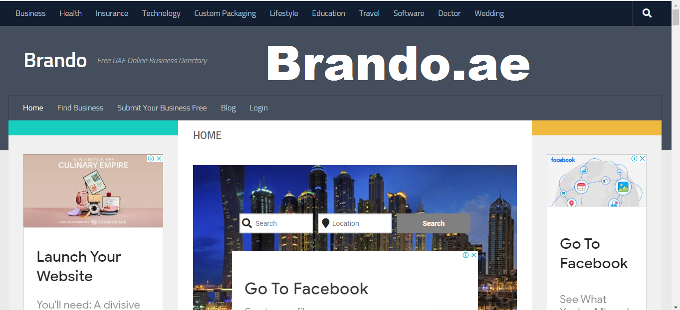 I will publish your content with dofollow backlink on Google news approved DA 50 website brando. ae
