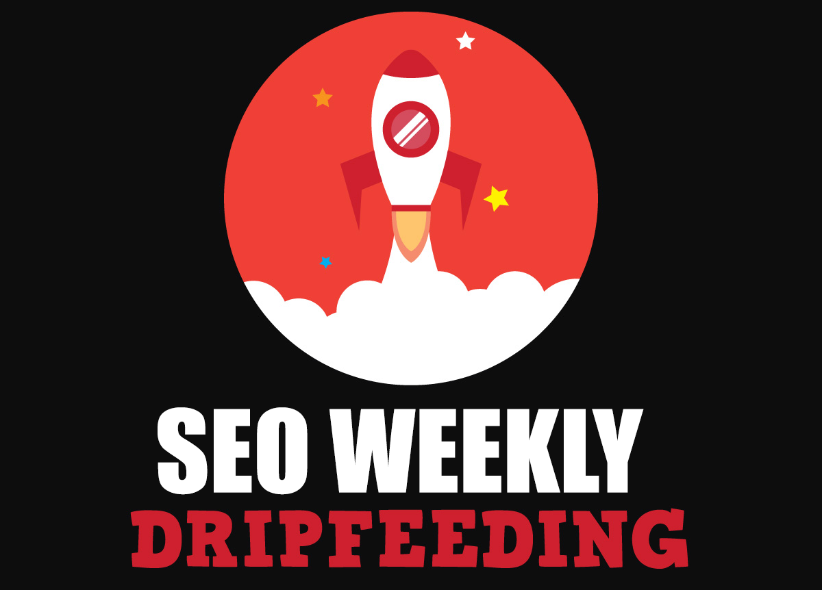 Weekly High Quality Backlinks Dripfeed