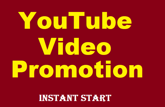 Promotion and Marketing YouTube Video with engagement