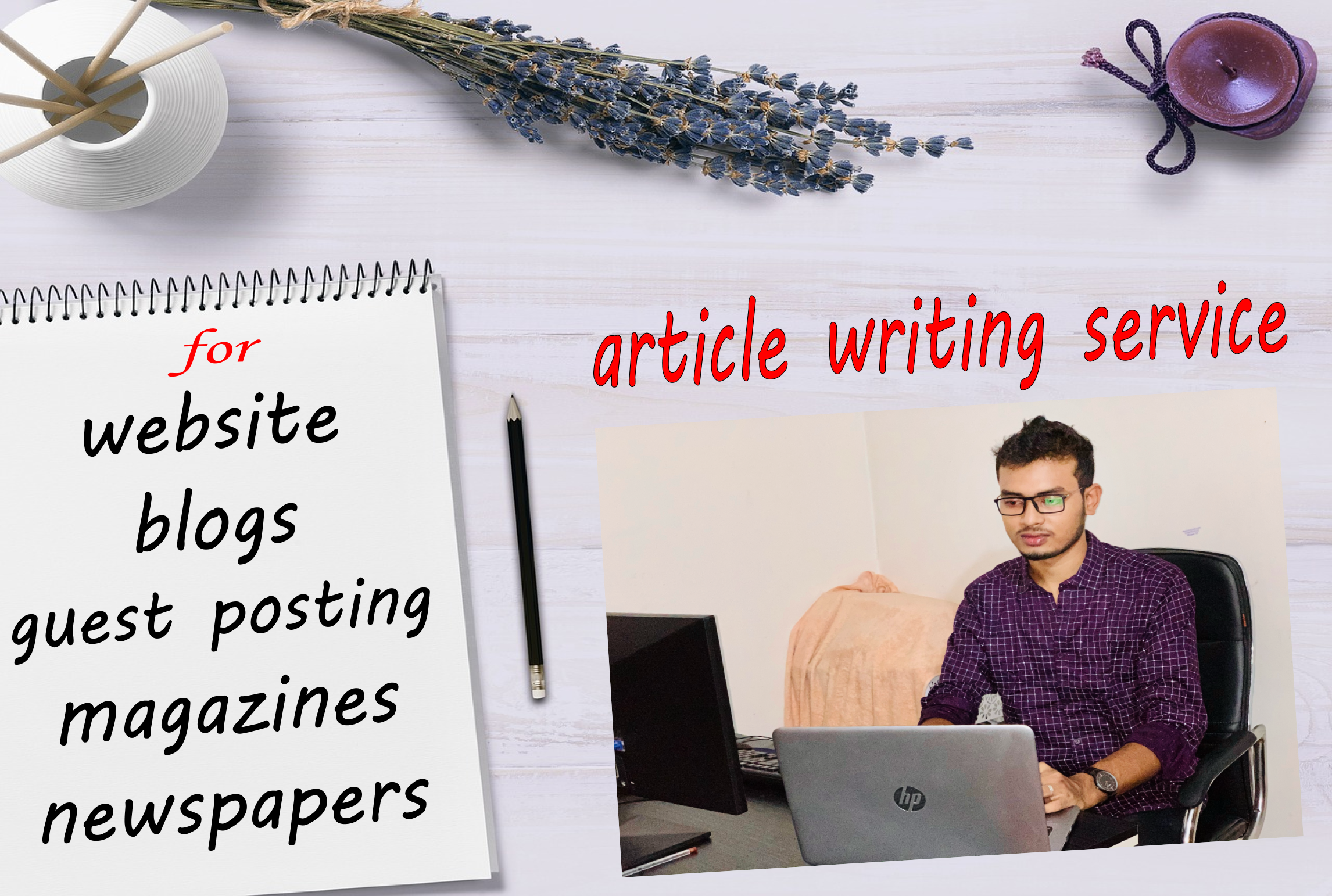 I provide best quality SEO optimized article or blog post