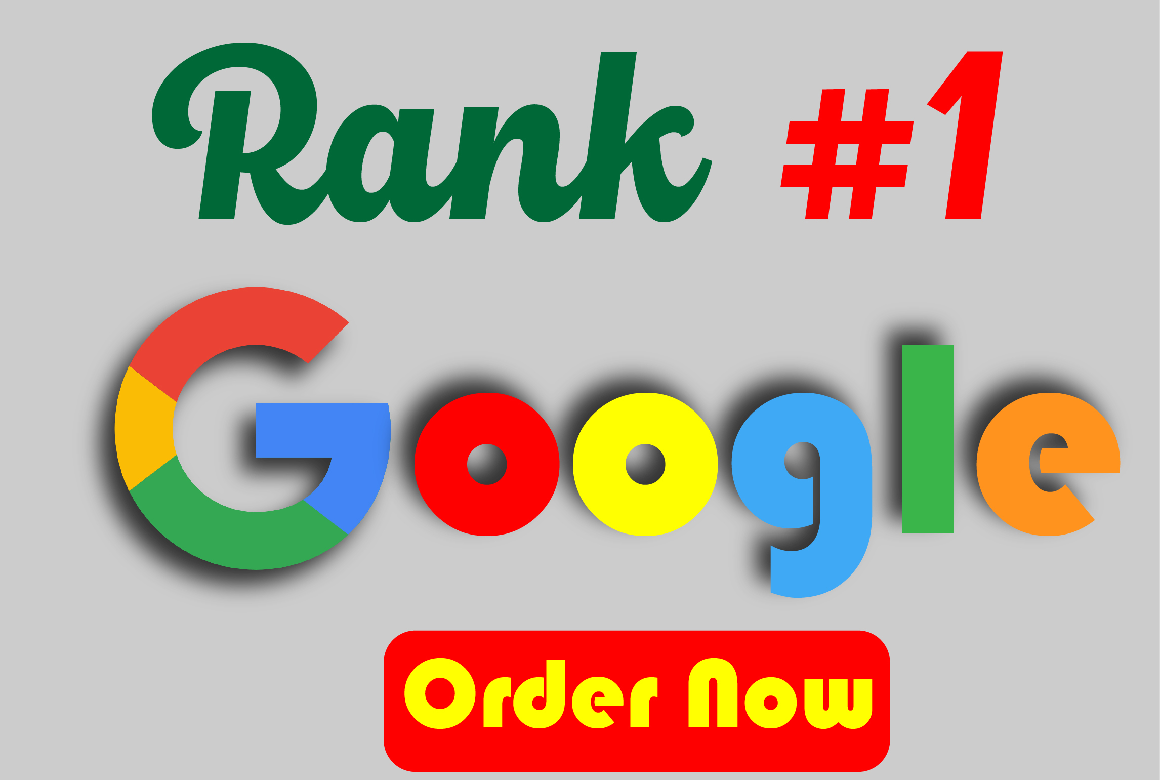 Boost Your Site ON google 1st page Ranking with white hat SEO